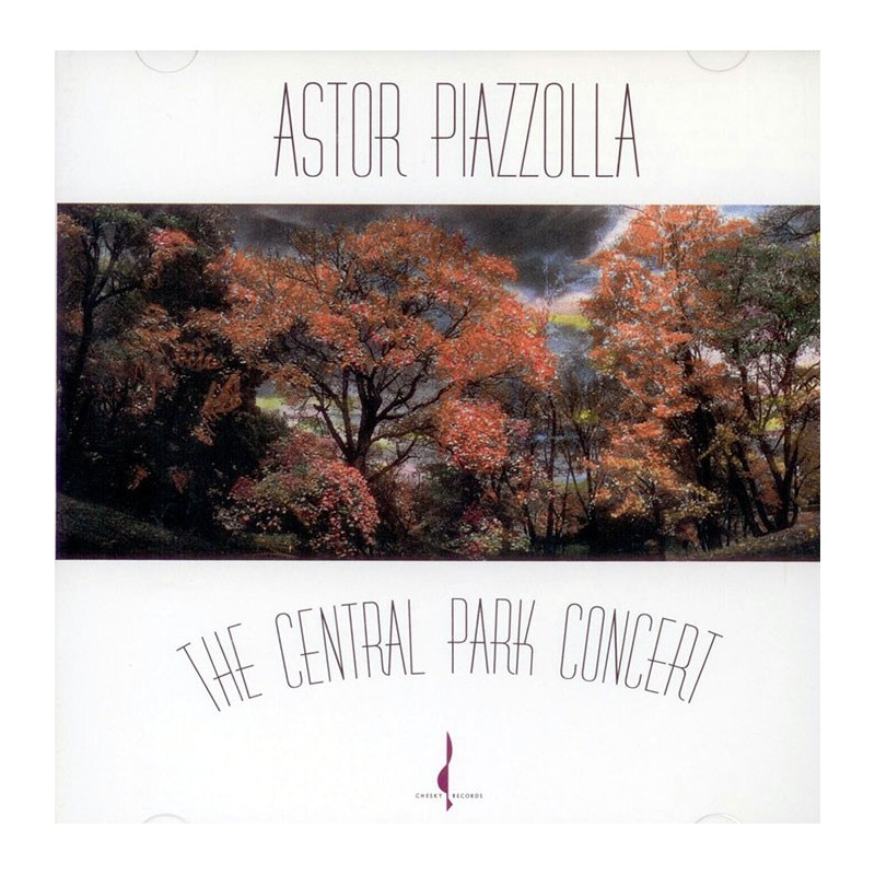 Astor Piazzolla: The...